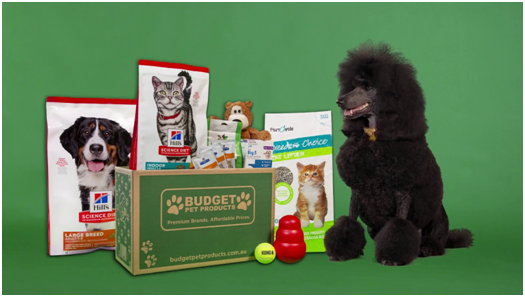 budget pet products promo code